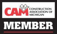 CAM Member Sticker